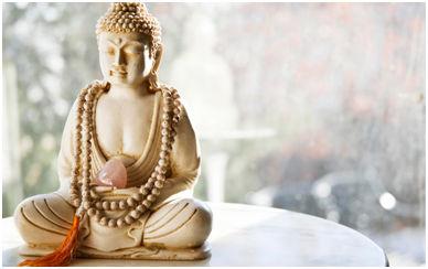 Boeddha (stageverslag)