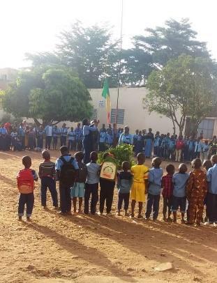 Mali Nieuwsflits april 2021